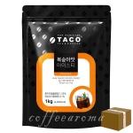 타코 복숭아맛 아이스티 1kg/1박스 12개