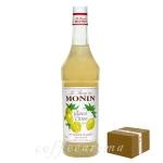 모닌 레몬 시럽 1000ml/1박스 6개