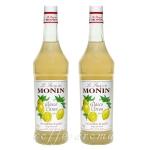 모닌 레몬 시럽 1000ml/2개