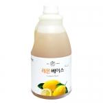 [냉장제품]티마드 레몬 농축 베이스 1.5L