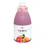 [냉장제품]티마드 쥬시 자몽 베이스 1.5L