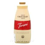 토라니 화이트 초콜렛 소스 1.89L