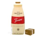 토라니 화이트 초콜렛 소스 1.89L/1박스 4개