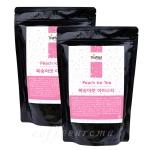 티마드 복숭아맛 아이스티 1kg/4개