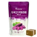 세미 자색고구마 라떼 페이스트 1kg/1박스 10개