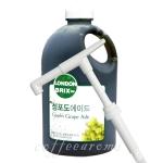 런던브릭스 청포도 에이드 1,500ml+펌프