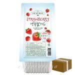 [업체직배송] 가당냉동딸기 1kg 국내산/1박스 15봉지