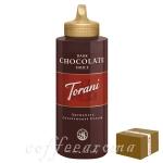 토라니 토핑용 초콜렛소스 468g/1박스 4개