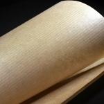 유산지-줄무늬 크라프트(30x30)/1박스 5000개-코팅지