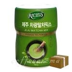 리치스 제주 차광말차믹스 550g/1박스 6개