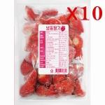 [업체직배송] 포모나 냉동딸기 1kg /10봉지